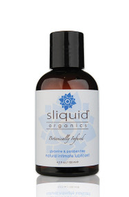 Sliquid Organics Natural Intimate Lubricant - 4.2 oz