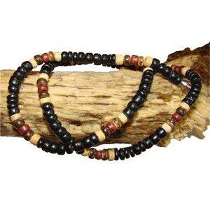 Bear Pride Bead Necklace - Gay Pride / Gay Parade Beads