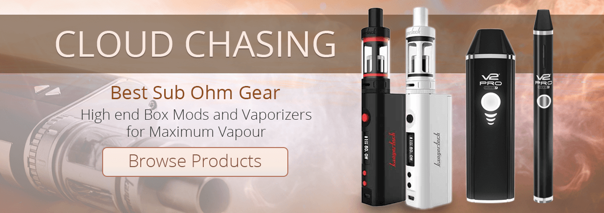 Best cloud chaser mod UK for sub ohm vaping