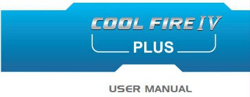 cool fire plus user manual