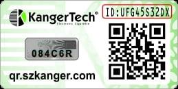 kangertech authentication Code