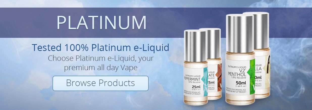 platinum premium e liquid