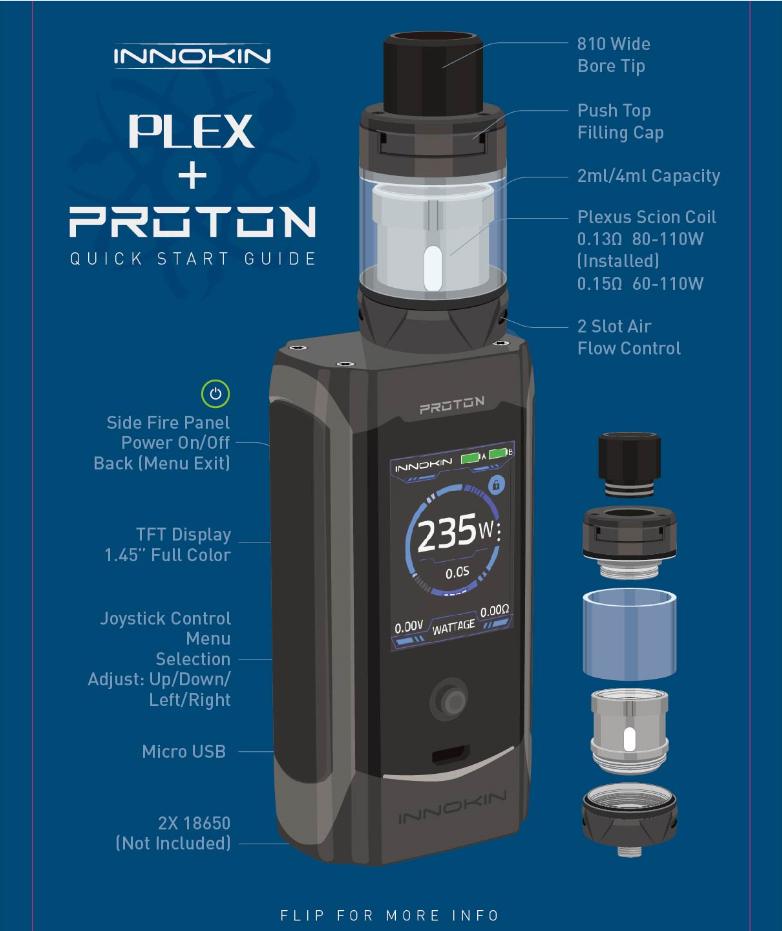 proton plex guide 1