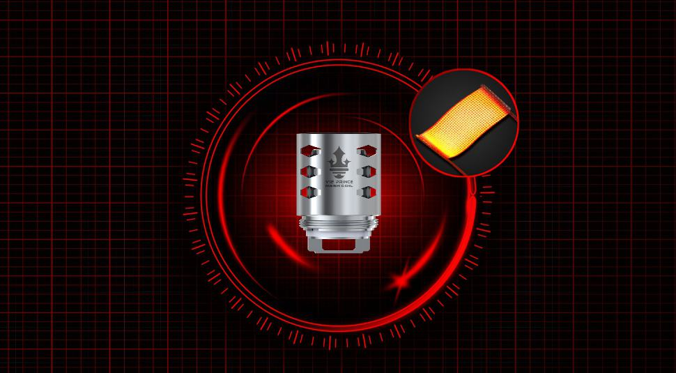 smok prince coil innovation