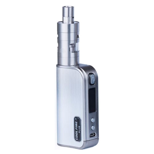 Cool Fire 4. The best regulated box mod kit overall.