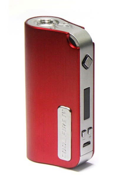 Coolfire 4, The best small box mod UK in red