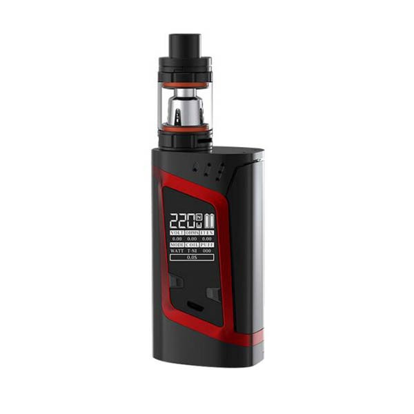 Best Smok Alien Vape Mod Kit. 220 Watt TC upgrade. Alien Kit UK.