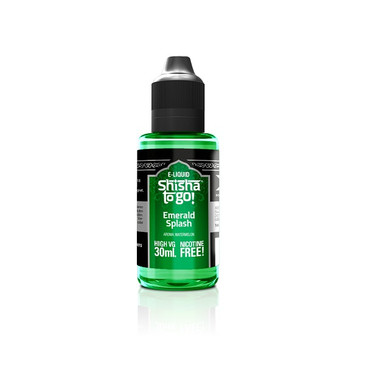Shisha2Go Emerald Splash 0mg 30ml