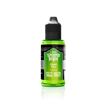 Shisha2Go Green Fizz 0mg 30ml