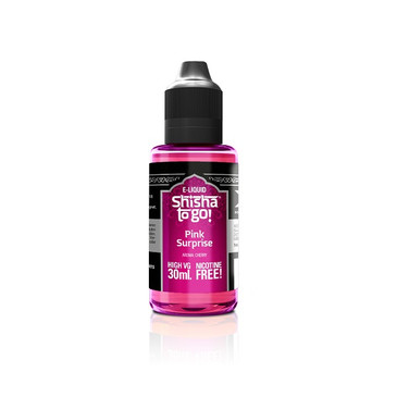 Shisha2Go Pink Surprise 0mg 30ml
