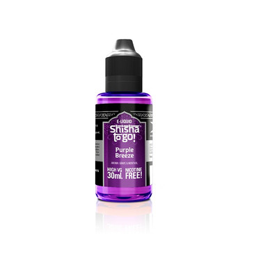 Shisha2Go Purple Breeze 0mg 30ml