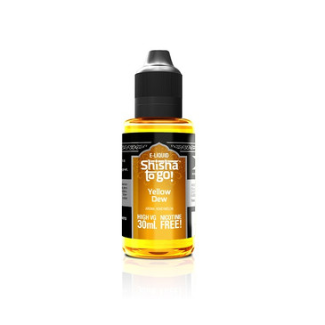 Shisha liquid. Refreshing Honeydew Short Fill flavoured liquid