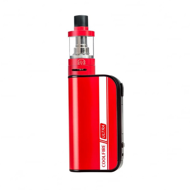 Cool Fire ULTRA  Kit UK TPD version: Red
