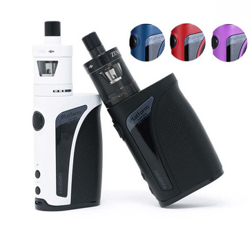Best Innokin Kroma A Zenith Vape Mod Kit. 75w Zenith UK upgrade with Plexus coils