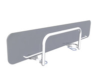 Ropox 40-25034 Bed guard for shower bed - 146cm