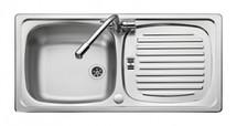 Scanflex space saver shallow bowl sink - S-3