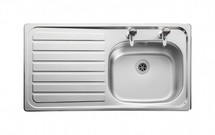 Scanflex shallow bowl sink - S-2 (L)