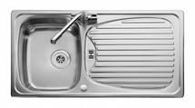 Scanflex shallow bowl sink - S-1
