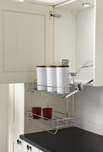 Pull Down Baskets for cabinet width 600mm