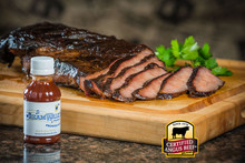 Hickory Smoked Certified Angus Beef ® Brisket - Whole