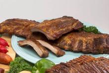 Hickory Smoked Pork Loin (Baby Back) Ribs