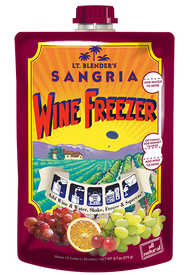Sangria Wine Freezer