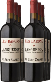 Les Darons by Jeff Carrel Languedoc France 2015