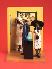 A Scene from The Gallery 2 Figurine - Annie Lee