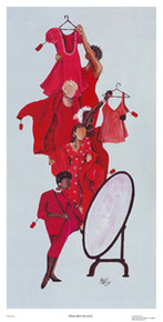 Final Red Tag Sale Art Print - Annie Lee