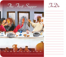 The First Supper Memo Mouse Pad--Annie Lee