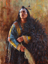 Eminence of the Arikara Warrior