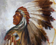 Lakota War Bonnet