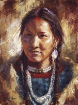 Beauty and Grace, Ute, by James Ayers