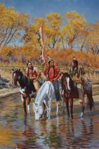 Brazos River Reconnoiter – Texas Comanche