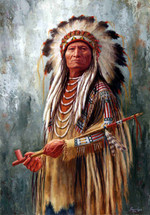 Tatanka Iyotake Sitting Bull – Hunkpapa Lakota