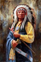 Mahpiya Lutu, Red Cloud, Ogala