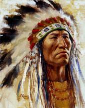 Headdress of Distinction