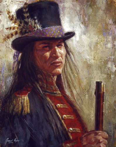 Civilized Warrior - Lakota