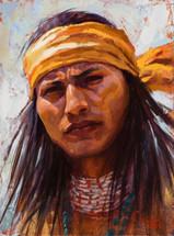gaze-of-the-chiricahua-apache-warrior-painting