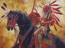 Knight of the Great Plains – Blackfeet
