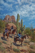 Marauders of Pinnacle Peak - Apache