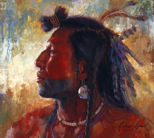 Soldier of His People – Blackfoot