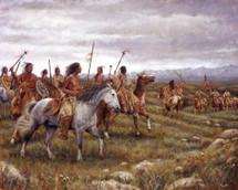 The Encounter – Blackfoot