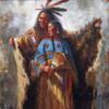 Two Souls, One Spirit - Lakota