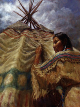Watching the Storm – Blackfoot