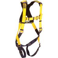 SEB403 Fall Arrest Harnesses (Vest/pass-thru/med-lge)