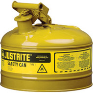 SEA209 Safety Cans (YELLOW) 9.5 liters/2.5 US gal