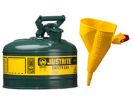 SEA243 Safety Cans (GREEN) 4 liters/1 US gal