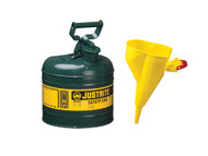 SEA246 Safety Cans (GREEN) 7.5 liters/2 US gal