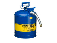 "SEA237 Safety Cans (BLUE) 1"" hose19 liters"